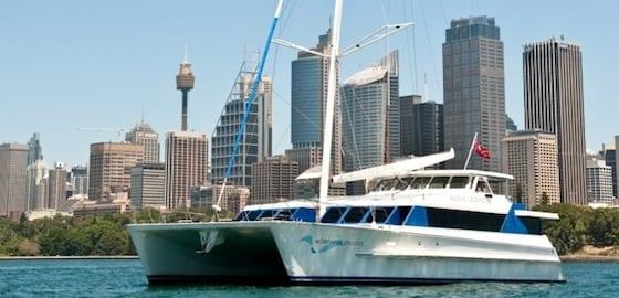 Aussie Legend Catamaran